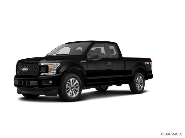 2018 Ford F-150 Vehicle Photo in Beaufort, SC 29906