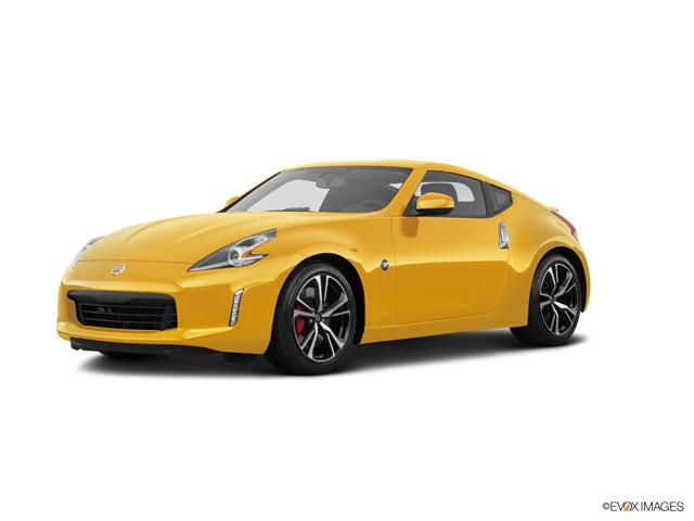 2018 Nissan 370Z Coupe Vehicle Photo in San Angelo, TX 76903