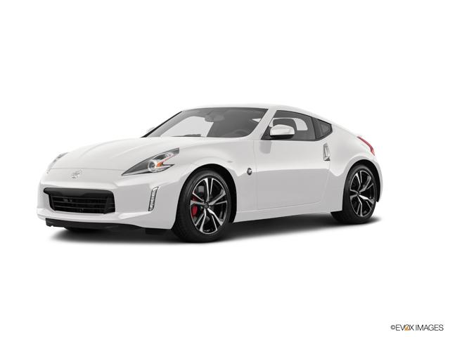 2018 Nissan 370Z Coupe Vehicle Photo In Bakersfield, CA 93313
