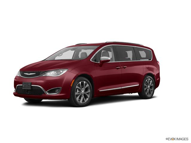 2018 Chrysler Pacifica Vehicle Photo in San Leandro, CA 94577