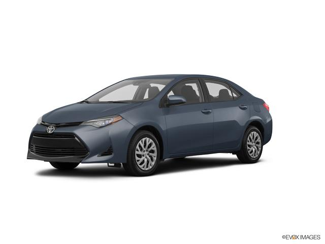 2018 Toyota Corolla Vehicle Photo in Decatur, IL 62526