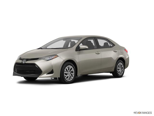 2018 Toyota Corolla Vehicle Photo in Edinburg, TX 78539