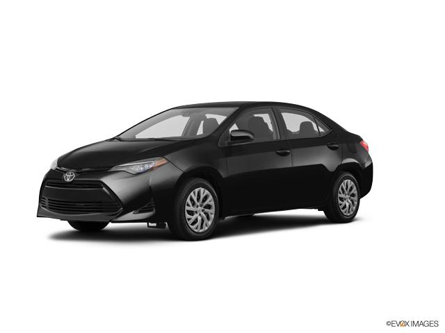 2018 Toyota Corolla Vehicle Photo in Athens, GA 30606