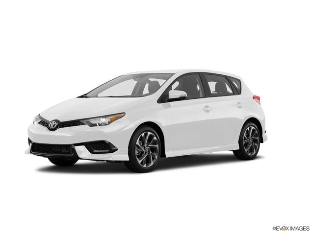 2018 Toyota Corolla iM Vehicle Photo in Evansville, IN 47715