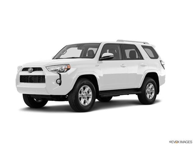 2018 Toyota 4Runner Vehicle Photo in Austin, TX 78759