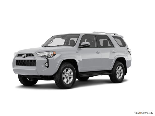 2018 Toyota 4Runner Vehicle Photo in Hoover, AL 35216