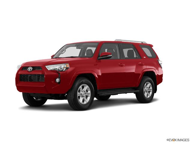 2018 Toyota 4Runner Vehicle Photo in Mission, TX 78572