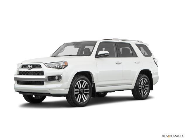 2018 Toyota 4Runner Vehicle Photo in Greensboro, NC 27405