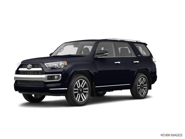 2018 Toyota 4Runner Vehicle Photo in San Angelo, TX 76903