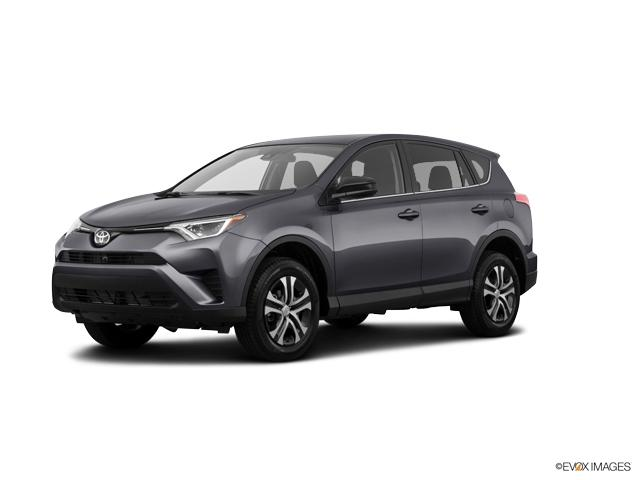 2018 Toyota RAV4 Vehicle Photo in Athens, GA 30606