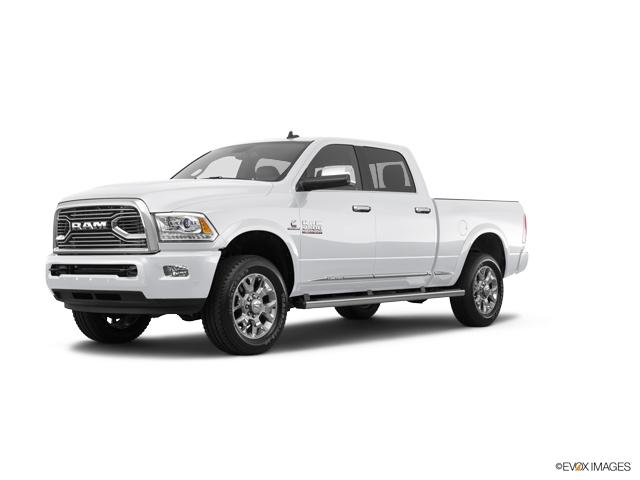 2018 Ram 2500 Vehicle Photo in San Angelo, TX 76903