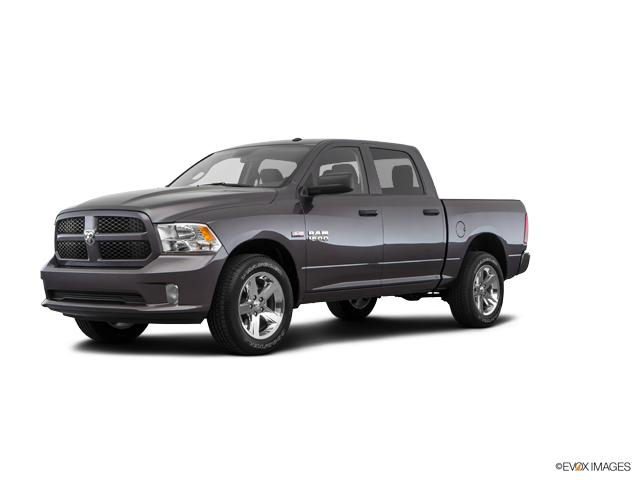 2018 Ram 1500 Vehicle Photo in Gardner, MA 01440