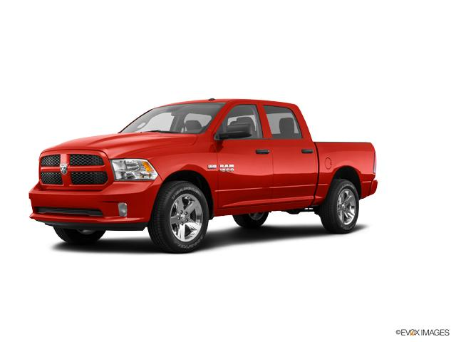 2018 Ram 1500 Vehicle Photo in Anchorage, AK 99515