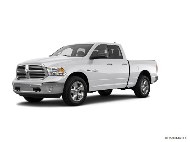 2018 Ram 1500 Vehicle Photo in San Angelo, TX 76903