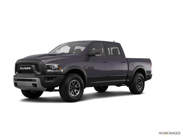 2018 Ram 1500 Vehicle Photo in Helena, MT 59601