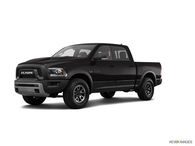 2018 Ram 1500 Vehicle Photo in San Angelo, TX 76901