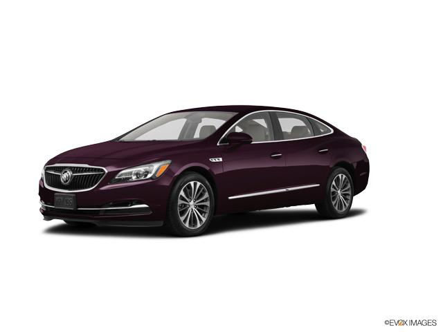 2018 Buick LaCrosse Vehicle Photo in Johnston, RI 02919