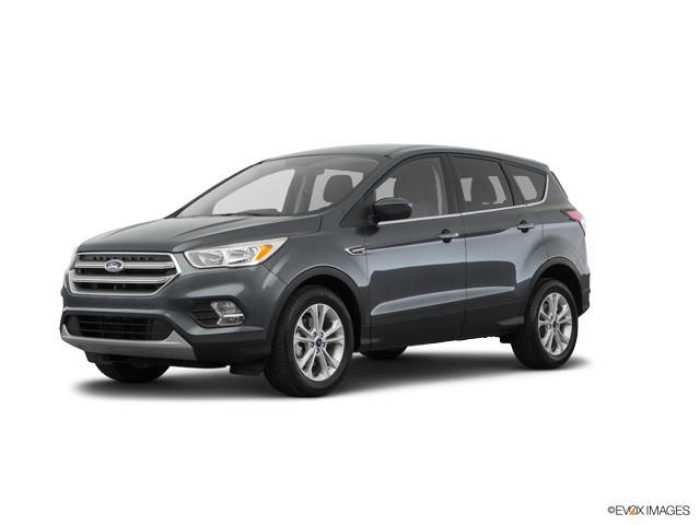 2018 Ford Escape Vehicle Photo in Albuquerque, NM 87114