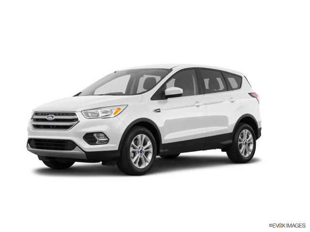 2018 Ford Escape Vehicle Photo in El Paso, TX 79936