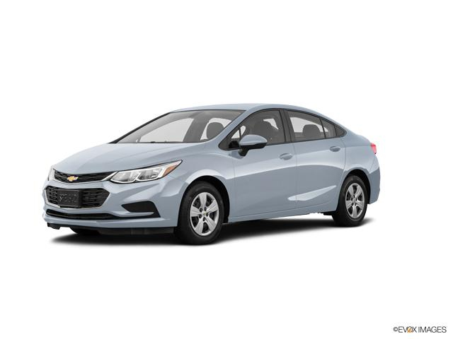 2018 Chevrolet Cruze Vehicle Photo in Joliet, IL 60435
