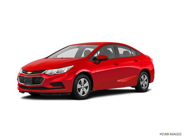 2018 Chevrolet Cruze Vehicle Photo in Colorado Springs, CO 80905
