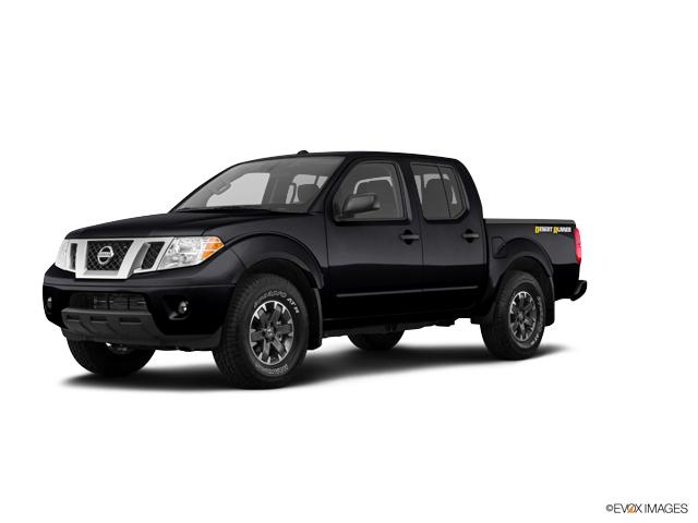 2018 Nissan Frontier Vehicle Photo in Mission, TX 78572