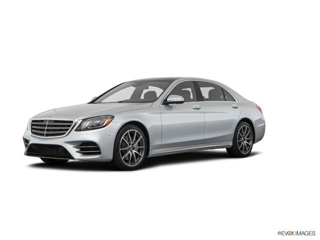 New 2018 mercedes benz s class iridium silver metallic for Mercedes benz north houston service coupons