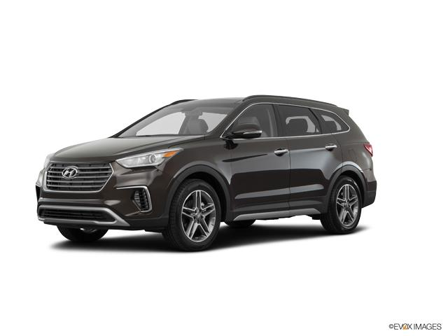 2018 Hyundai Santa Fe Vehicle Photo in Merrillville, IN 46410