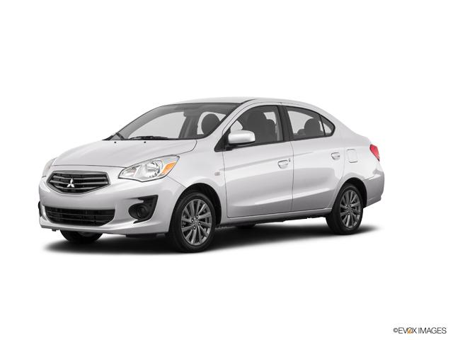 2018 Mitsubishi Mirage G4 Vehicle Photo in Moon Township, PA 15108
