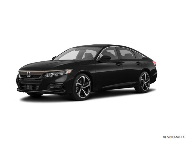 2018 Honda Accord Sedan Vehicle Photo in Warren, OH 44483
