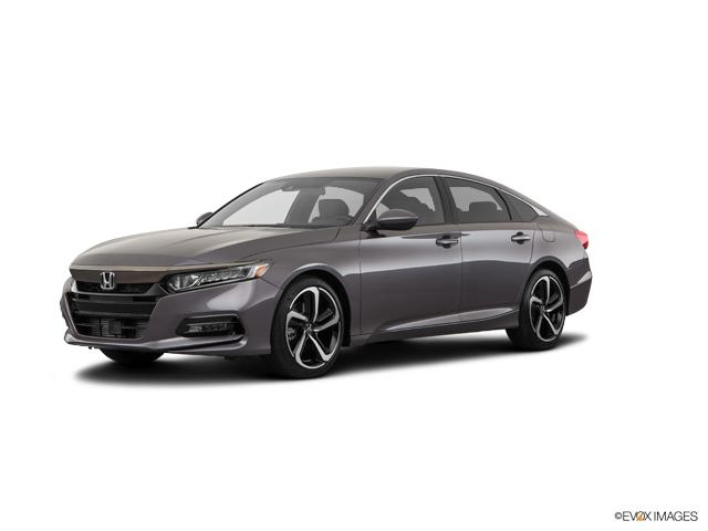2018 Honda Accord Sedan Vehicle Photo in Portland, OR 97225