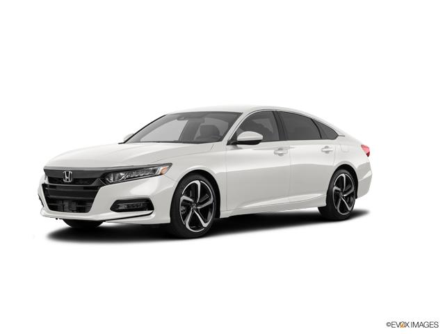 2018 Honda Accord Sedan Vehicle Photo in Manassas, VA 20109