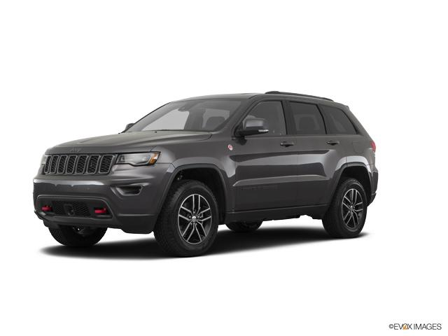 2018 Jeep Grand Cherokee Vehicle Photo in Anchorage, AK 99515
