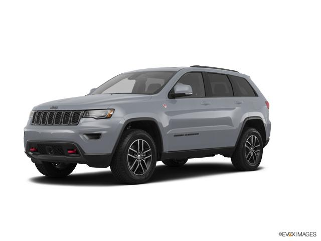 2018 Jeep Grand Cherokee Vehicle Photo in Odessa, TX 79762