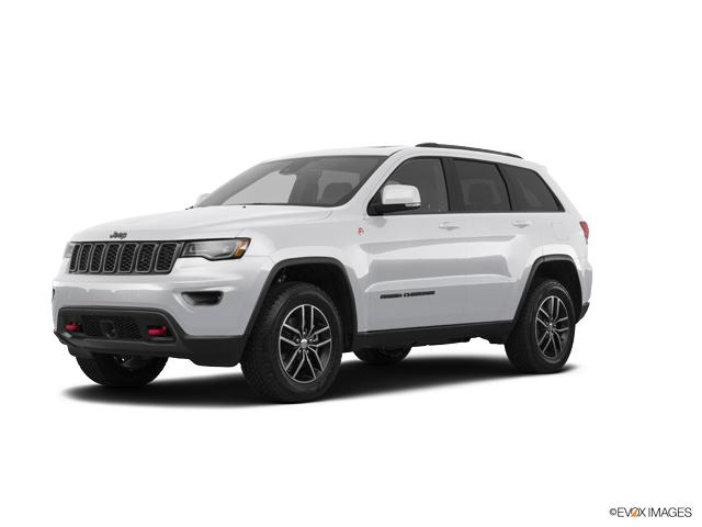 2018 Jeep Grand Cherokee Vehicle Photo in Minocqua, WI 54548