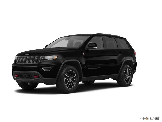 2018 Jeep Grand Cherokee Vehicle Photo in Joliet, IL 60435