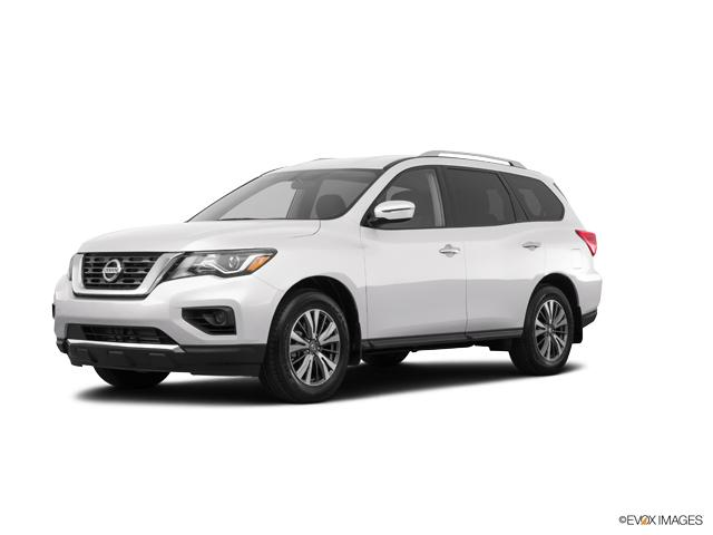 2018 Nissan Pathfinder Vehicle Photo in Tulsa, OK 74133