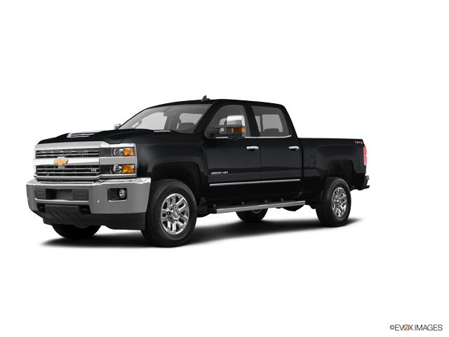 2018 Chevrolet Silverado 2500HD Vehicle Photo in Vincennes, IN 47591