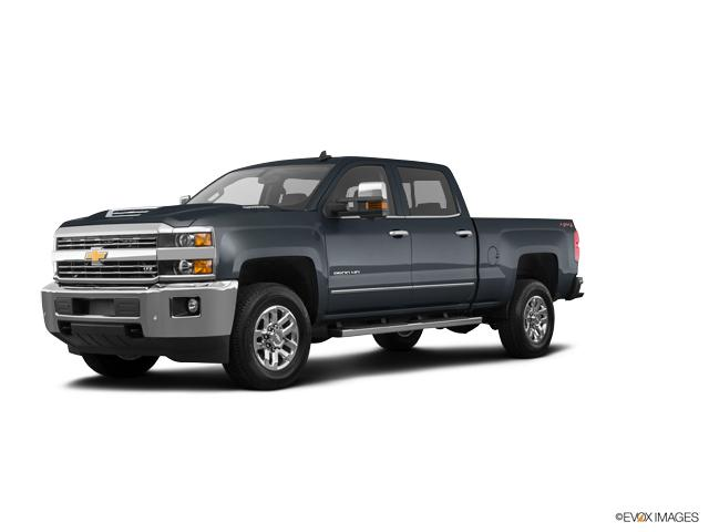 New 2018 Chevrolet Silverado 2500hd For Sale In Menomonie