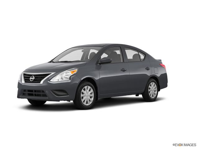 2018 Nissan Versa Sedan Vehicle Photo in Lincoln, NE 68521