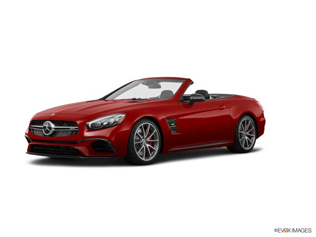 New 2018 Mercedes Benz Sl Designo Cardinal Red Metallic