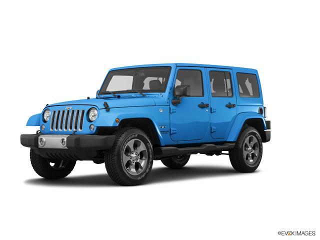 2018 Jeep Wrangler JK Unlimited Vehicle Photo in Saginaw, MI 48609