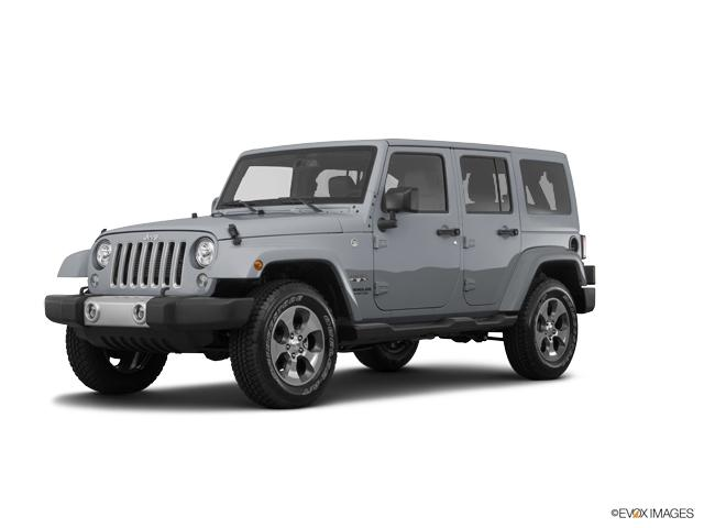 2018 Jeep Wrangler JK Unlimited Vehicle Photo in Morrison, IL 61270