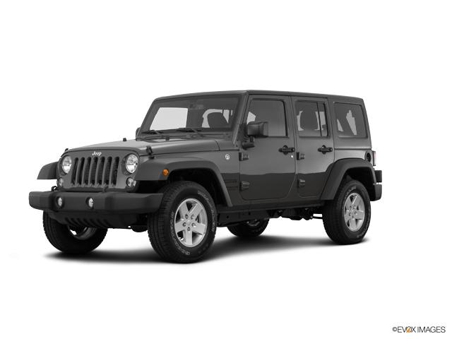 2018 Jeep Wrangler JK Unlimited Vehicle Photo in Akron, OH 44320