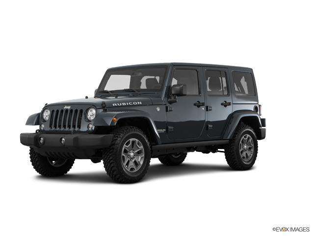 2018 Jeep Wrangler JK Unlimited Vehicle Photo in Pembroke Pines, FL 33027