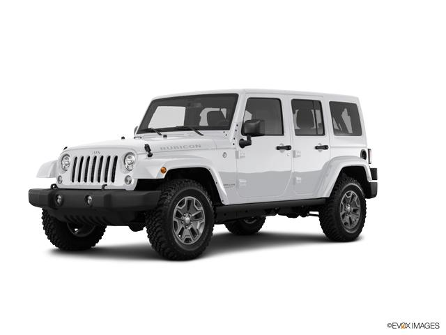 2018 Jeep Wrangler JK Unlimited Vehicle Photo in Odessa, TX 79762