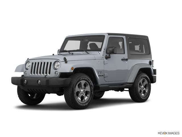 2018 Jeep Wrangler JK Vehicle Photo in Augusta, GA 30907