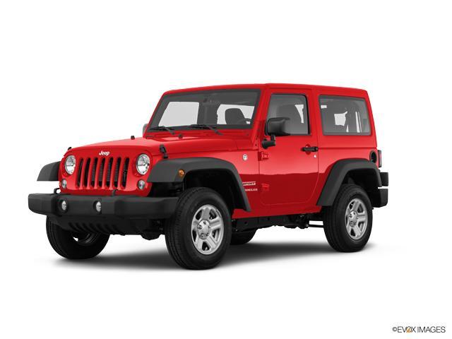2018 Jeep Wrangler JK Vehicle Photo in Springfield, MO 65809