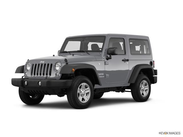 2018 Jeep Wrangler JK Vehicle Photo in San Angelo, TX 76901