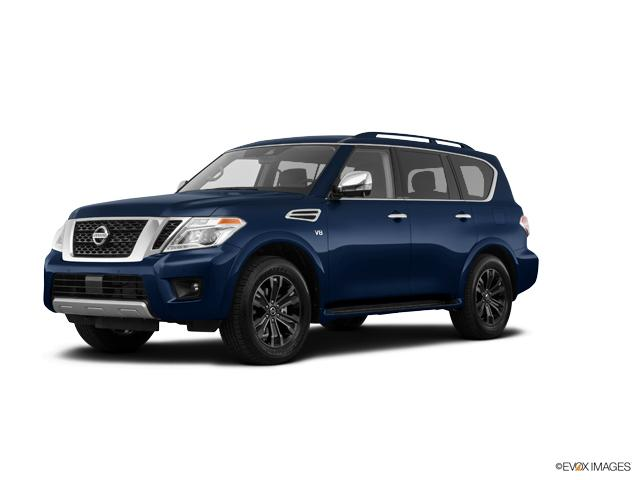 2018 Nissan Armada Vehicle Photo in Bedford, TX 76022